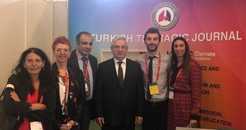 Avrupa Tıp Kongresi'nde Türk hekimlere büyük ilgi
